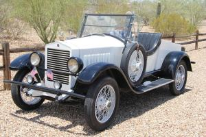 1923 ESSEX (Hudson) 4-Cylinder Raceabout Roadster with Rumble Seat