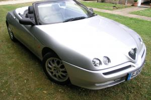 Alfa Romeo Spider Lusso, 2004 ,The Best, V Low Miles