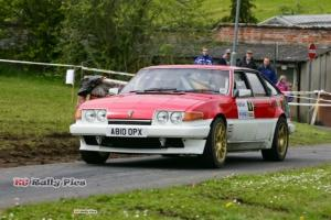 Rover Vitesse SD1 GrpA Replica, Rally or Race