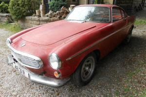 1968 Volvo P1800 s, stored for the past 20 years,