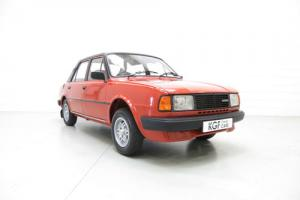 A Top-of-the-Range Skoda Estelle Two 120LSE with 33,943 Miles from New