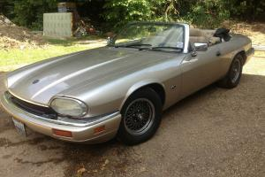LHD XJS CONVERTIBLE 1994 4.0 LITER OUTSTANDING  Photo