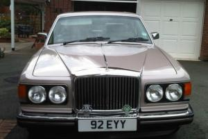 BENTLEY MULSANNE 1986  Photo