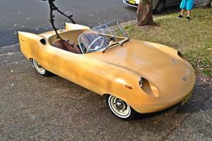 Goggomobil Dart 300cc 1960 Restored NSW Rego Rare AS Hens Teeth Retro Classic