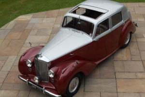 BENTLEY MK V1 SPORTS SALOON HISTORY FROM NEW  Photo