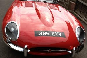 JAGUAR E TYPE 3.8  Photo