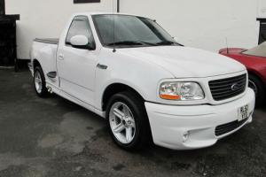 2003 Ford F150 lightning pickup 5.4 litre supercharged automatic with LPG