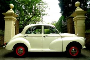 Morris Minor 1958 - Cream / Red Interior - 3 Owners from new - Totally Original