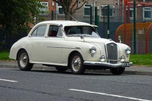 Wolseley 4/44 Special 1954  Photo