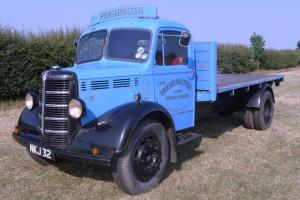 1950 BEDFORD LORRY O TYPE