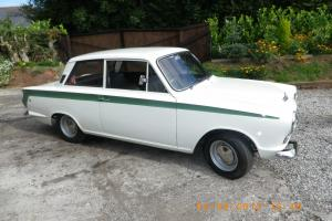 FORD CORTINA MK1 1966 2 DOOR LOTUS REPLICA