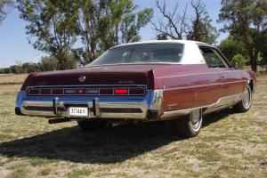 1974 Chrysler NEW Yorker Brougham Imported Left Hand Drive Vintage CAR in Central West, NSW