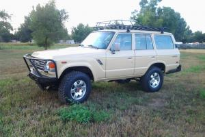 "1985 Fuel Injected FJ60 ""2FE"" MOTOR, H55F 5-Speed ***NO RESERVE*** FRESH BUILD"