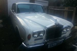 rolls royce shadow 1 1970 free tax car needs work cheap  Photo