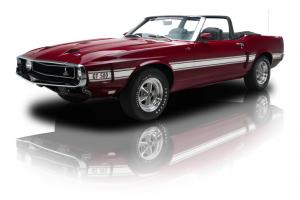 Numbers Matching Shelby GT500 Convertible 428 4 Speed