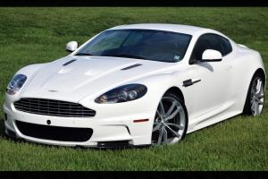 2011 ASTON MARTIN DBS 1 OWNER ONLY 1900 MILES. EXTRA CLEAN FLORIDA CAR BRAND NEW Photo