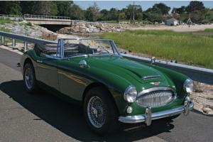 "AUSTIN HEALEY 3000 MKIII"" RESTORED, COSMETICALLY AND MECHANICALLY EXCELLENT!!!"""