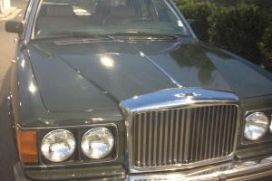 1988 Bentley Mulsanne S Sedan 4-Door 6.7L 6748CC V8 GAS excellent condition!!
