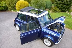 1998 Rover Mini Cooper on Just 940 Miles From New