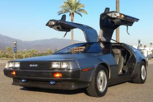 1983 custom Delorean DMC 12
