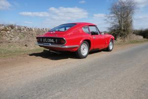 Triumph GT6 1972 Tax Free  Photo