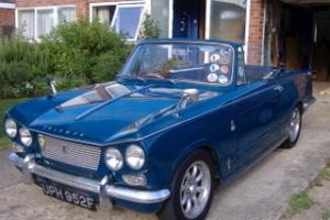 1967 Mk1 Triumph Vitesse 2L Convertible  Photo