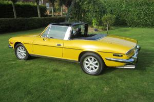 TRIUMPH STAG 1977 MK11 AUTO  Photo