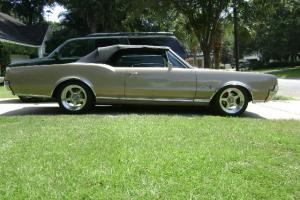 67 Cutlass Supreme Convertible Restomod, ProTouring, LS Powered 515 HP SLEEPER!!
