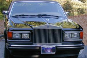 1989 Rolls Royce Silver Spur Base Sedan 4-Door 6.7L