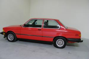 1982 BMW 320iS Base Coupe 2-Door 1.8L 320-IS