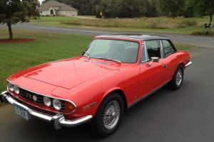 1973 Triumph Stag Mark II Photo
