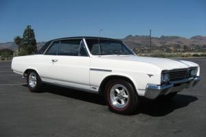1965 Buick Skylark Gran Sport Ultra Rare 4 Speed Ca car Unreal Condition .