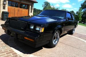 1987 Buick Grand National with GNX upgrades
