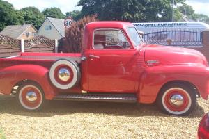 CLASSIC 1950 CHEVROLET PICK UP