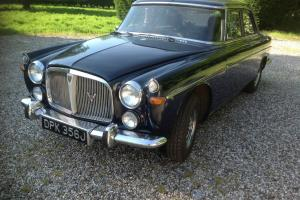 Blue Rover P5B - 1970 - Same family since Oct  Photo