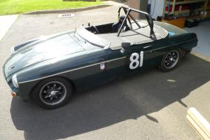 MGB Historic Race CAR SB Category NO Engine in Melbourne, VIC  Photo