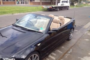 BMW 330CI Convertable Collector LOW KLMS 2004 Update Bargain in Melbourne, VIC