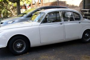 Jaguar 340 1968 Automatic Power Steering Full Rego Wire Wheels MK2 Mkii in Sydney, NSW