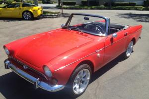 1965 SUNBEAM TIGER FULL RESTORATION JUST FINISHED.MUSEUM QUALITY