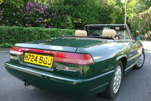 ALFA ROMEO SPIDER S4. IMMACULATE CONDITION