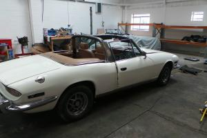 triumph stag with over drive WILL PX WHY