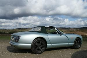 1999 TVR CHIMAERA 450 CRYSTAL VERDE  Photo