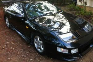Nissan 300ZX 1992 Twin Turbo Rare 2 Seater Manual With Safety Cert Rego