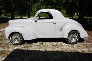 1941 willys coupe no reserve with low starting bid licensed, insured and driving