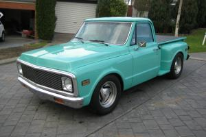 1972 Chev C10 Pickup For Sale | Autos Post