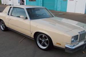 1978 Oldsmobile Coupe American Muscle CAR NO Reserve in Darling Downs, QLD