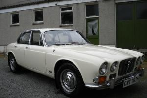 CLASSIC CAR 1970 JAGUAR XJ6 S1 2.8 S.W.B, MANUAL/OVERDRIVE