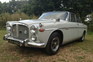 1968 ROVER P5B COUPE V8 SUPERB CONDITION, CLASSIC CAR