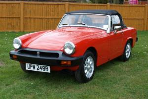 77/R MG/ MGF Midget 1500  Photo