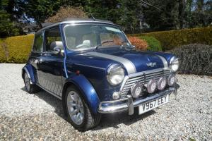 2001 Rover Mini Cooper Sport with Extras  Photo